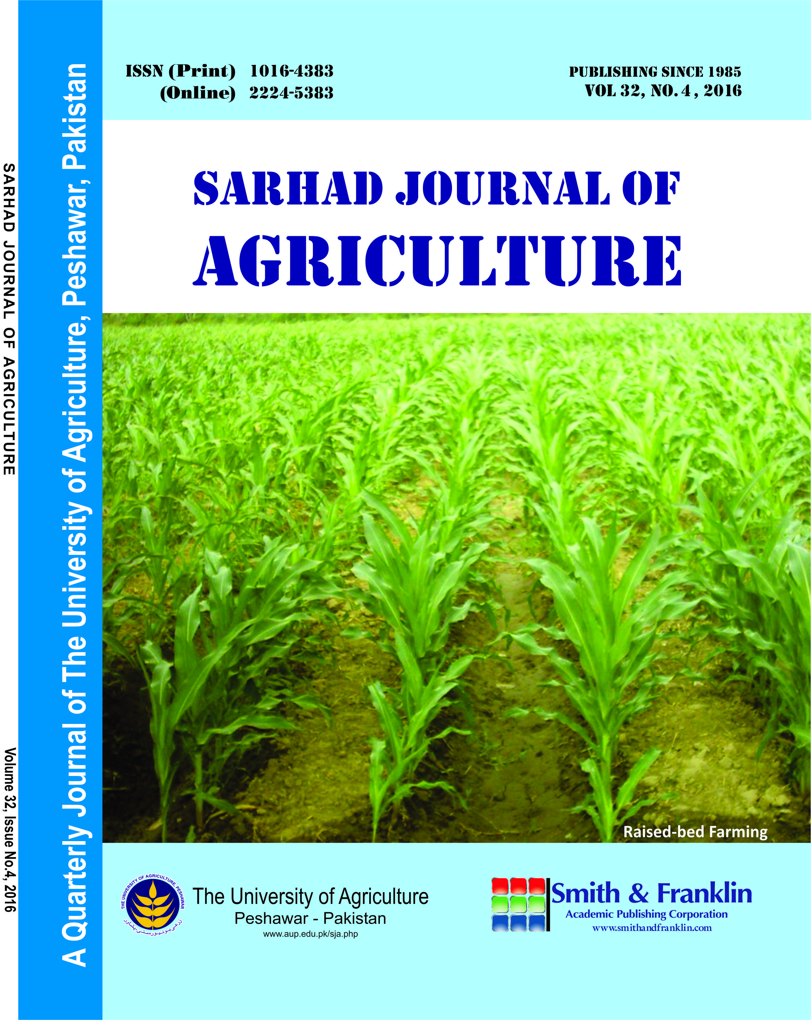 Agricultural Productivity Current Scenario, Constraints and Future